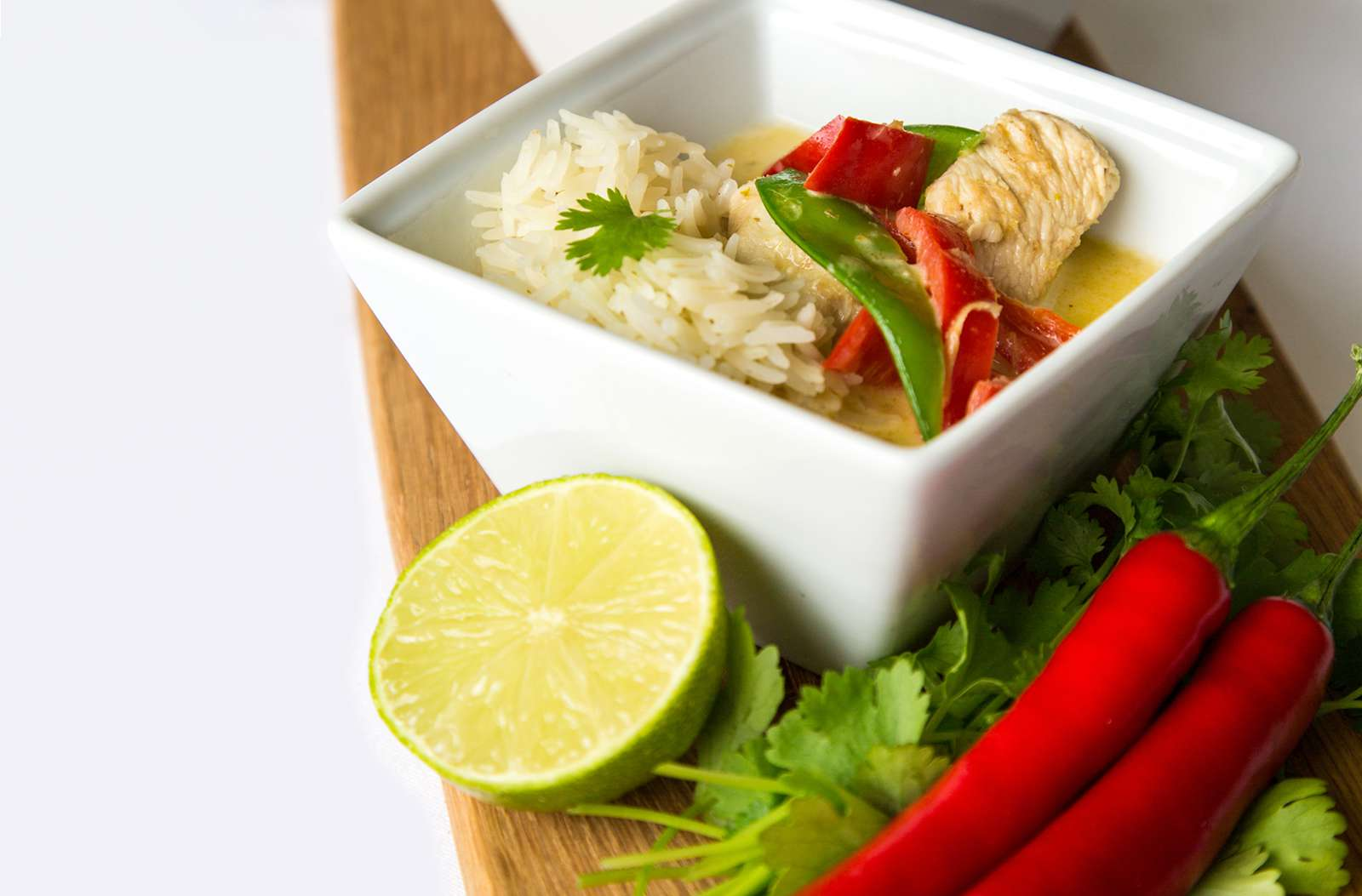 Thai Green Curry - Corporate function catering