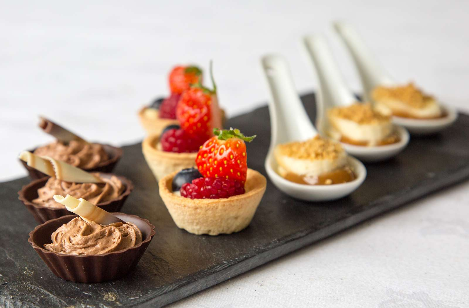 Canapés - Suffolk Catering